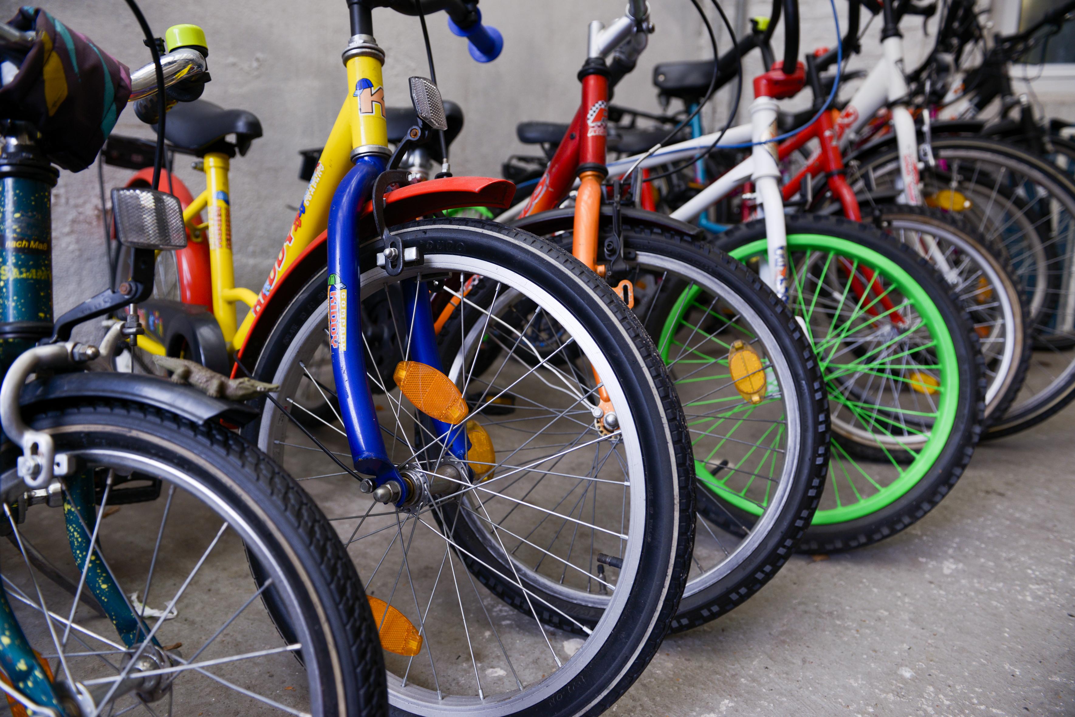 BunteKuh Fahrräder